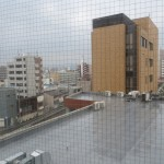 View from Kishibe Station Hotel
