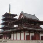 Shitennoji Temple