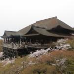 Kiyomizu-dera On The Hill