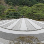 Ginkaku-ji Sea of Sand