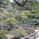 Gardens at Ginkaku-ji 1