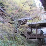 Walkways at Eikan-Do