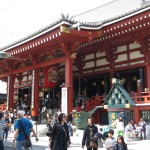 Senso-ji Shrine