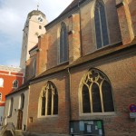 The church at Erding