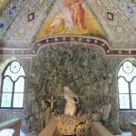 The garden chapel